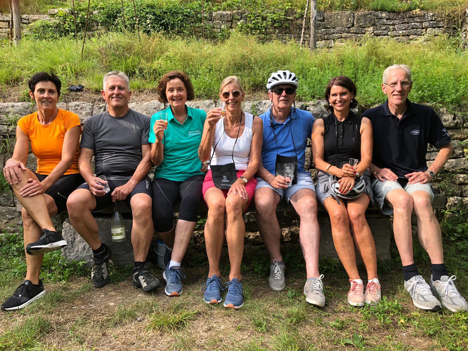Vergnügliche Radtour zu den Gartenschauhighlights in Remseck und Waiblingen